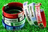 world cup wristbands