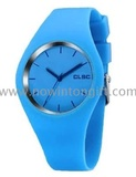 Jelly Silicone Sports Watch