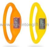 Anion silicone watches