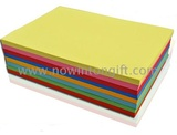 rainbow color copy paper