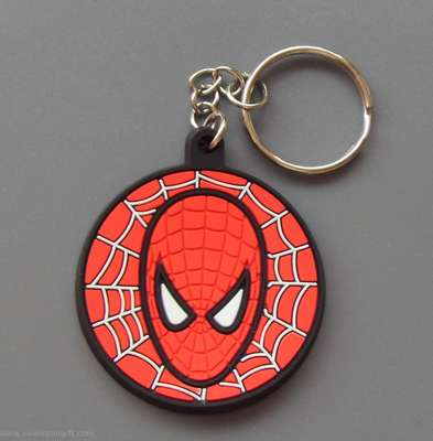 spider-man key chains