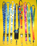 Wholesale woven lanyards made with logo